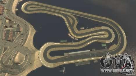 Pista de carreras para GTA 4