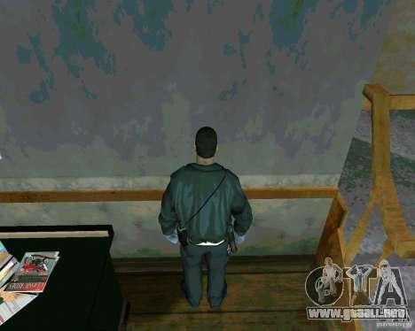 New Medic para GTA San Andreas sucesivamente de pantalla