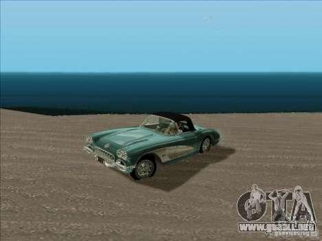 ENBSeries para GTA San Andreas sucesivamente de pantalla