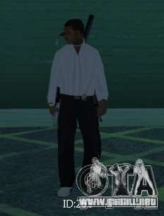 Nuevos aspectos SAPD para GTA San Andreas