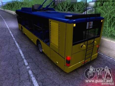 ElectroLAZ-12 para GTA San Andreas left