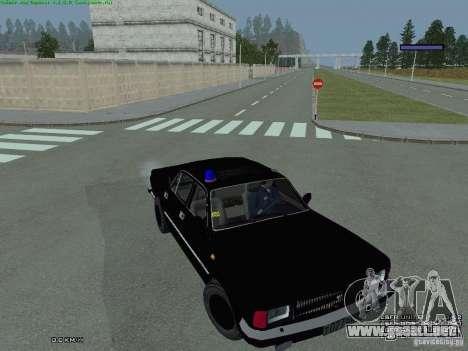 Volga FEDERAL para GTA San Andreas