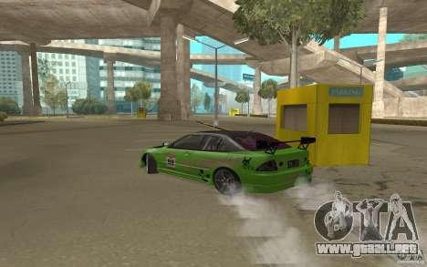 Toyota Altezza Toy Sport para la visión correcta GTA San Andreas