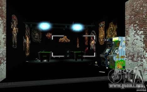 New Bar para GTA San Andreas segunda pantalla