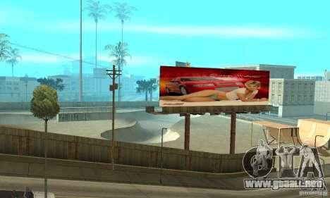 Energy Wallpaper para GTA San Andreas segunda pantalla