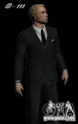 La Cosa Nostra para GTA San Andreas segunda pantalla