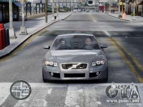 VOLVO C20 RSIGION para GTA 4