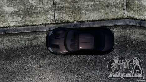 Mitsubishi FTO para GTA 4 visión correcta