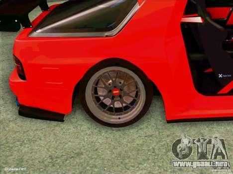 Mazda RX7 para vista lateral GTA San Andreas