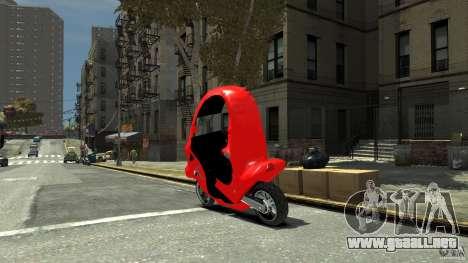 BMW C1 para GTA 4 left