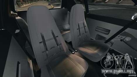 AMC Gremlin 1973 para GTA 4 vista interior