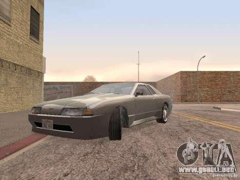 LowEND PCs ENB Config para GTA San Andreas sexta pantalla