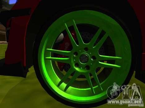 Mazda RX-8 R3 Tuned 2011 para la visión correcta GTA San Andreas