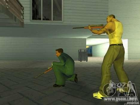 Dos guiones para una mejor protección para GTA San Andreas quinta pantalla