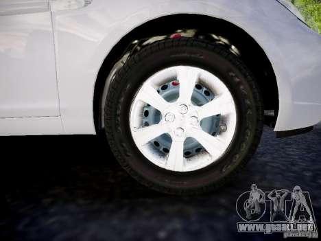 Hyundai Accent Era para GTA 4 visión correcta