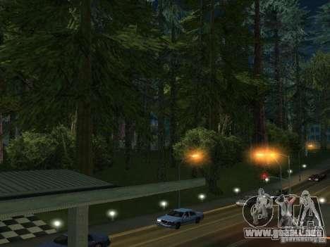 New Doherty para GTA San Andreas tercera pantalla