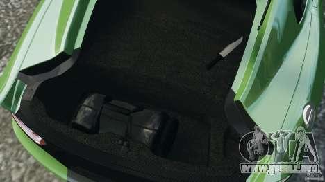 SRT Viper GTS 2013 para GTA 4 interior