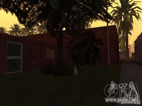 Nuevo gimnasio para GTA San Andreas sexta pantalla