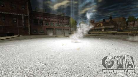 Cóctel Molotov cegadora para GTA 4 tercera pantalla