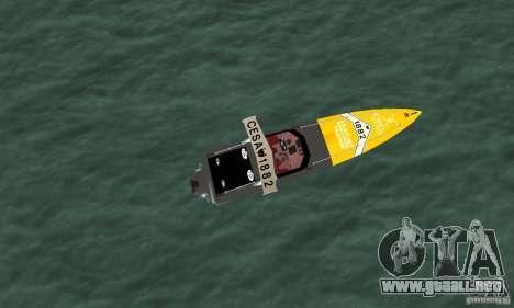 Cesa Offshore para la visión correcta GTA San Andreas
