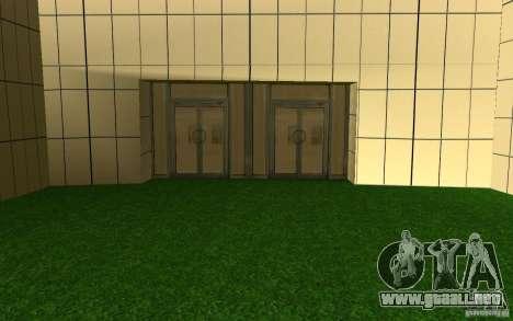 UGP Moscow New General Hospital para GTA San Andreas sucesivamente de pantalla