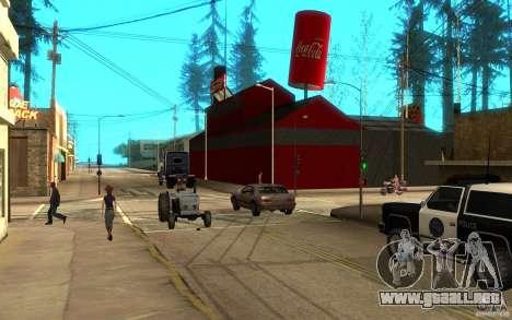 Fábrica de Coca Cola para GTA San Andreas