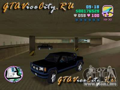 Cruisler GTA 3 para GTA Vice City
