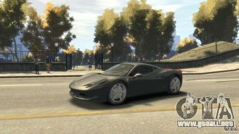 Michelin Racing Tires para GTA 4 segundos de pantalla