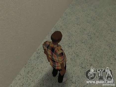 New bmost v2 para GTA San Andreas quinta pantalla