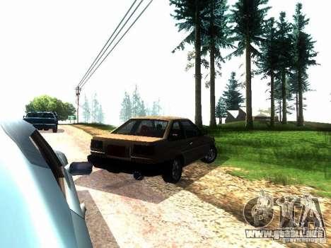 Toyota Corolla AE86 Levin para la visión correcta GTA San Andreas