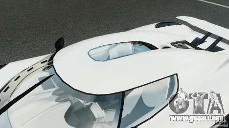 Koenigsegg Agera R v2.0 [EPM] para GTA motor 4