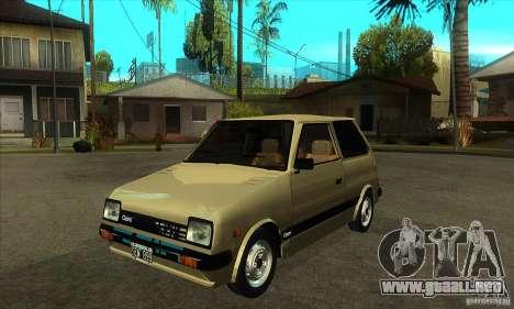 Daihatsu Cuore 1981 para GTA San Andreas
