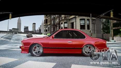 BMW M6 v1 1985 para GTA 4 left
