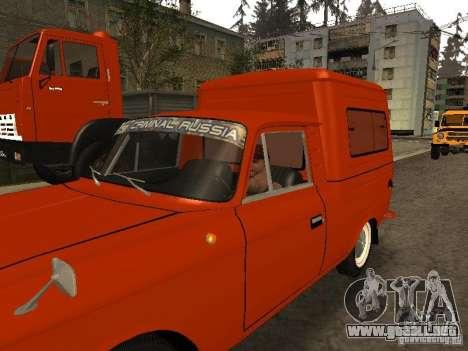 New Carcols by CR v3.0 para GTA San Andreas segunda pantalla