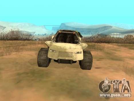 UAZ-8 Ocelot para la visión correcta GTA San Andreas