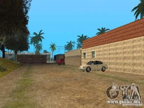 Mega Cars Mod para GTA San Andreas tercera pantalla