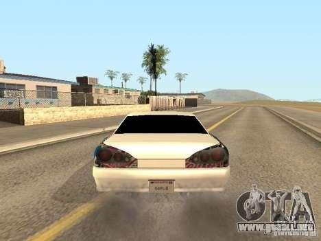 Elegía por Foresto_O para vista lateral GTA San Andreas