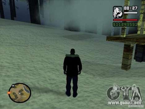 GhostCar para GTA San Andreas tercera pantalla