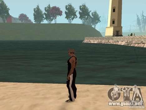 Elija cualquier clima para GTA San Andreas sucesivamente de pantalla