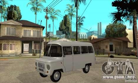 FSD Nysa 522 para GTA San Andreas left