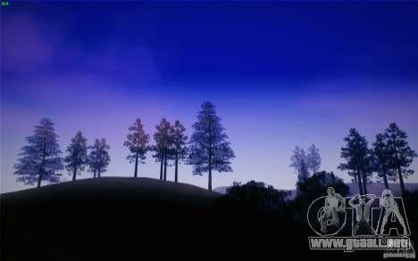CreatorCreatureSpores Graphics Enhancement para GTA San Andreas séptima pantalla