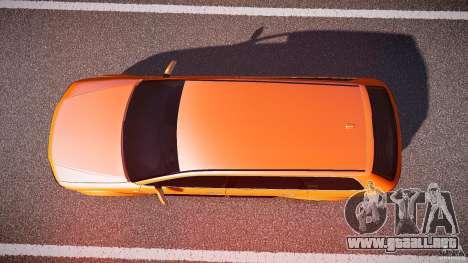 Audi A6 Allroad Quattro 2007 wheel 2 para GTA 4 visión correcta