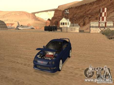 Acura RSX Light Tuning para GTA San Andreas left