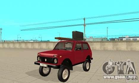 VAZ 2121 Niva para GTA San Andreas
