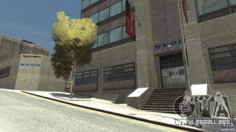 Remake police station para GTA 4 segundos de pantalla