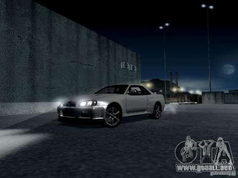 ENBSeries by Shake para GTA San Andreas novena de pantalla