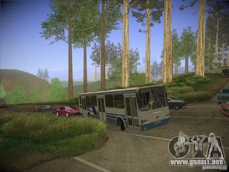 LIAZ-5256.26 v. 2.1 para GTA San Andreas
