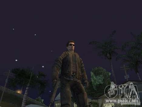 Terminator para GTA San Andreas tercera pantalla