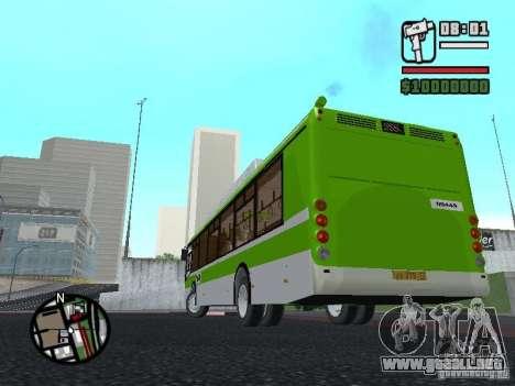 LIAZ 5292.70 para la visión correcta GTA San Andreas