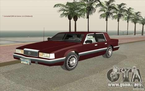 Chrysler Dynasty para GTA San Andreas